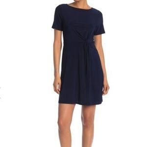 Tash + Sophie Side Twist Dress
